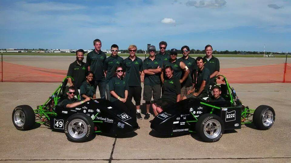 Formula Sae Electric Competition Experiment
